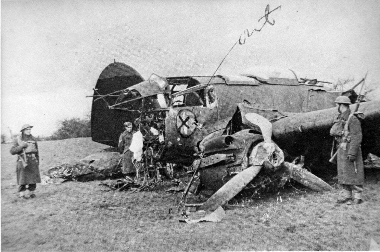 Heinkel HE111 3520 – Whorlton