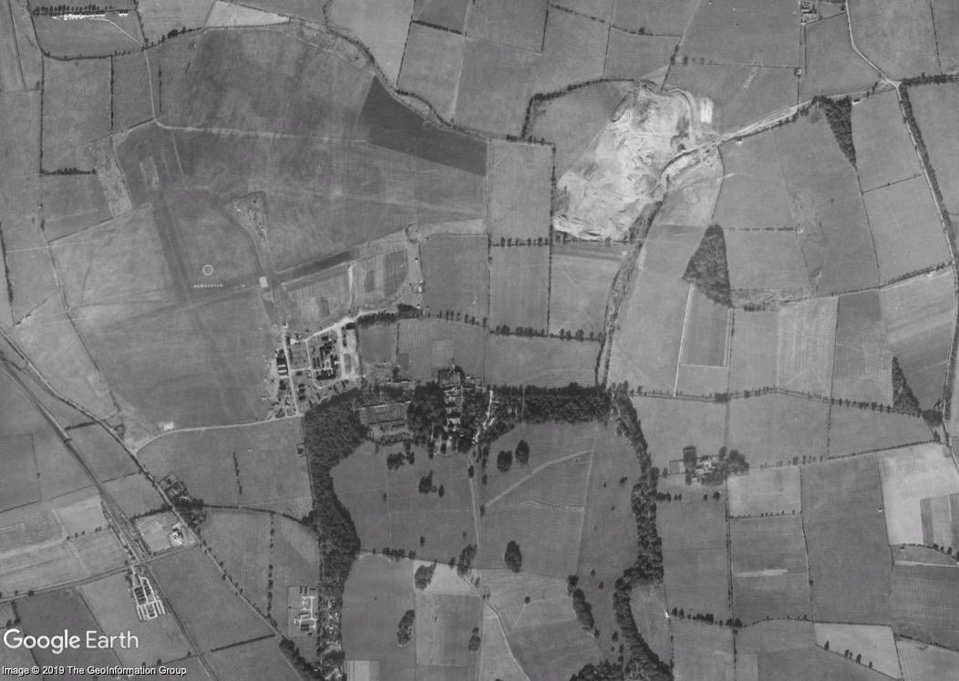 RAF Woolsington